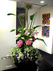 interior plantscape designs by tu bloom garden landscape and interior floral design