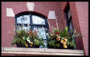 Beautiful Balcony Winter Garden Designs