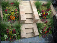 Chicago Garden Landscape Design 012