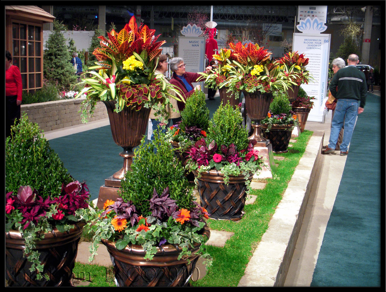 bloom 39 s award winning container garden landscape designs