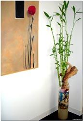indoor floor centerpiece live botanical plant designs by tu bloom garden landscape designs inc