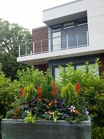 smart home garden